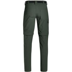 Maier Sports Torid Slim Spodnie z odpinanymi nogawkami Mężczyźni, kombu green